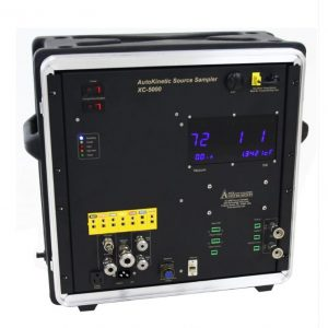 XC 5000 Autokinetic Sampler Console